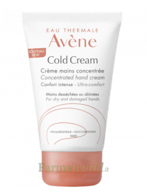 Avene Cold Cream Mani 50 ml