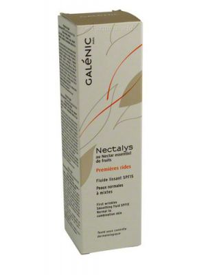 Galenic Nectalys Fluido Levigante SPF15