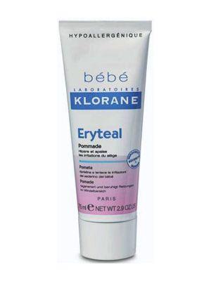 Klorane BéBé Eryteal pomata 75 ml
