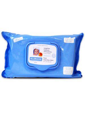 Klorane BéBé Salviettine detergenti 72 pezzi