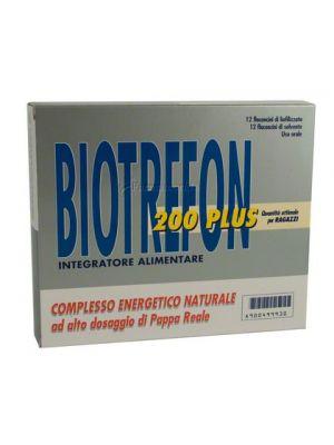 Biotrefon Plus 200 fiale ragazzi