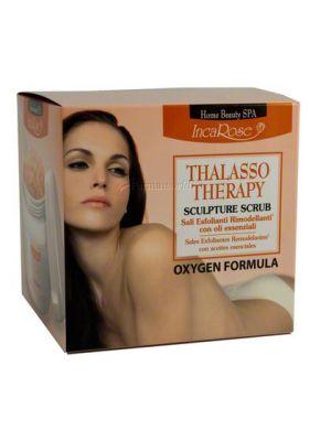 Incarose Thalasso Therapy sculpture scrub