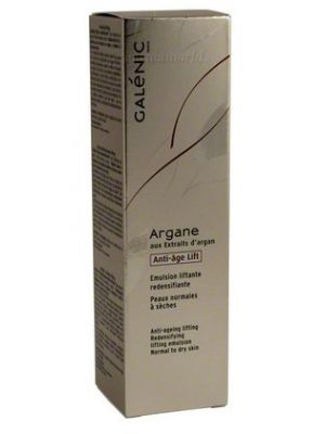 Galenic Argane emulsione liftante pelle secca