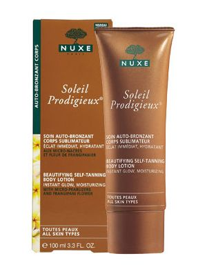 Nuxe Soleil Prodigieux Corps 100 ml