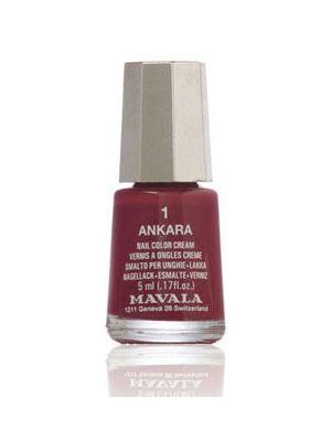 Mavala Minicolor Smalto per Unghie Colore 1 Ankara
