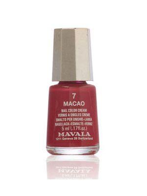 Mavala Minicolor Smalto per Unghie Colore 7 Macao
