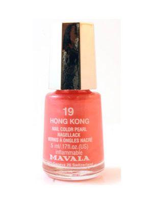 Mavala Minicolor Smalto per Unghie Colore 19 Hong Kong