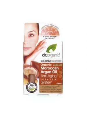 Dr. Organic Argan Siero Viso  Anti-age 15 ml