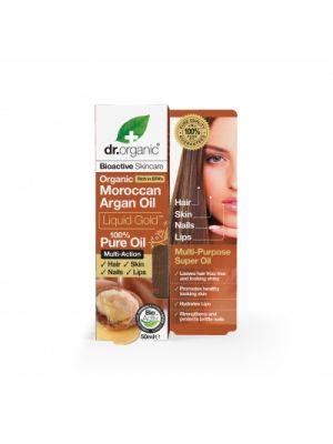 Dr. Organic Argan Olio puro 50 ml