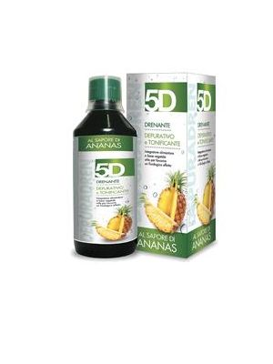 5D Ananas  500 ml