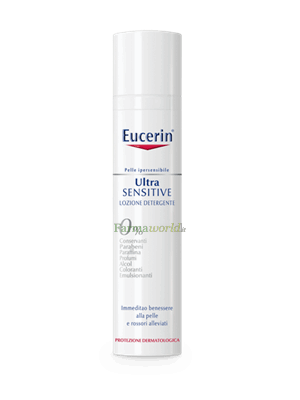 Eucerin Ultrasensitive Lozione Detergente