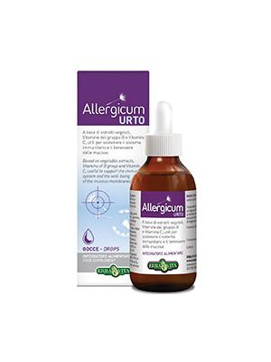 Erbavita Allergicum Gocce urto 50 ml