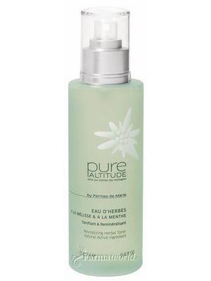Pure Altitude Acqua d'erbe melissa e menta 200 ml