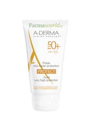 Aderma Protect Spf50+ Fluido 40 ml