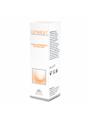 Amelan Crema Uniformante Antimacchia 30 ml