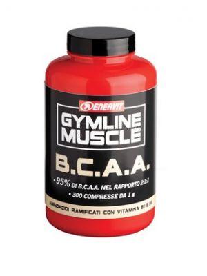 Enervit Gymline Muscle Bcaa 95% 300 Capsule