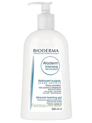 Bioderma Atoderm Intensive Gel Moussant