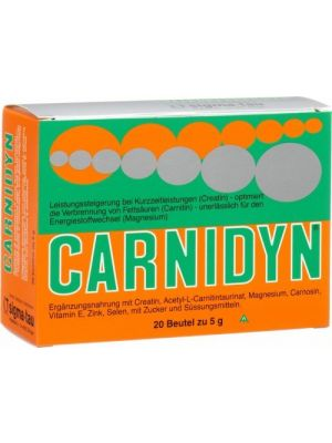 Carnidyn Integrat 20 bustine
