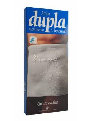 Dupla Cintura Elastica Blu 5