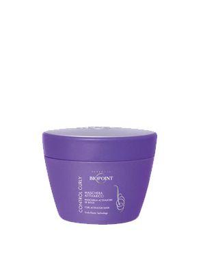 Biopoint Personal Linea Control Curly Maschera Capelli 200 ml