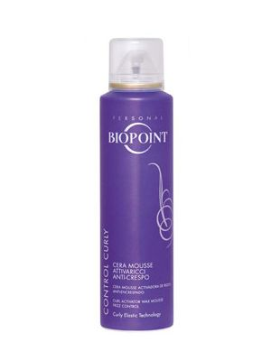 Biopoint Personal Linea Control Curly Cera Mousse Capelli 150 ml