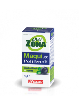Enerzona Maqui Rx 42 capsule