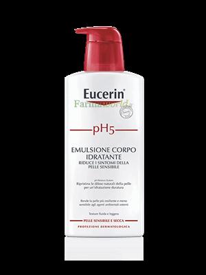 Eucerin Ph5 Emulsione Corpo Idratante 400 ml