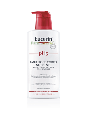 Eucerin Ph5 Emulsione Corpo Nutriente 400 ml