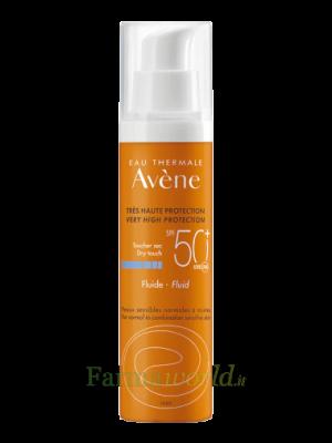 Avene Solare Fluido Spf50+ 50 ml