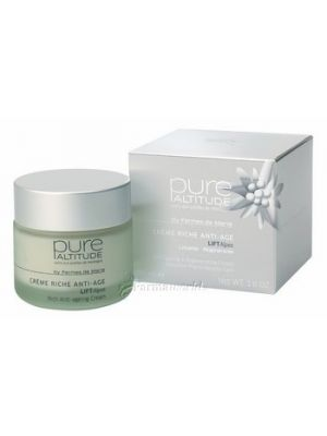 Pure Altitude Lift Alpes crema ricca anti-aging 50 ml