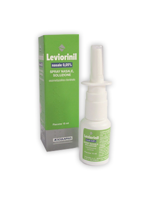 LEVIORINIL NASALE*SPRAY NAS 15