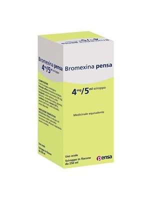 BROMEXINA PE*SCIR 250ML4MG/5ML