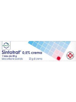 SINTOTRAT*CREMA DERM 20G 0,5%