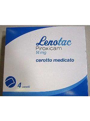 LENOTAC*4CER MED 14MG