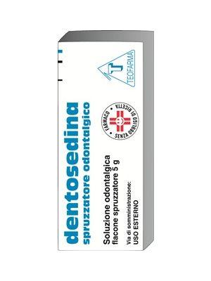 DENTOSEDINA*GTT 9,5+1,15% FL5G