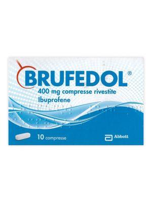 BRUFEDOL*10CPR RIV 400MG