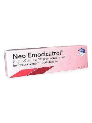 NEOEMOCICATROL*UNG RIN 20G