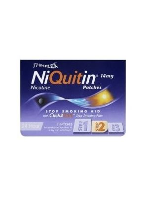 NIQUITIN*7CER TRANSD 14MG/24H