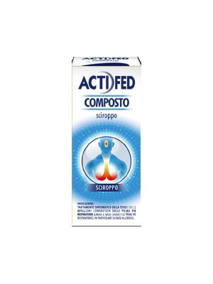 ACTIFED COMPOSTO*SCIR 100ML
