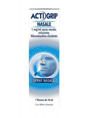 ACTIFED DECONGEST*SPRAY 10ML