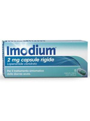 IMODIUM*8CPS 2MG Johnson