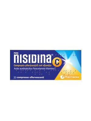 NEONISIDINA C*20CPR EFF VIT-C