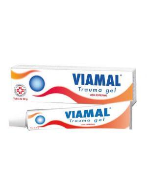 VIAMAL TRAUMA*GEL TUBO 50G