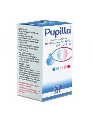 PUPILLA*COLL FL 10ML 0,1%