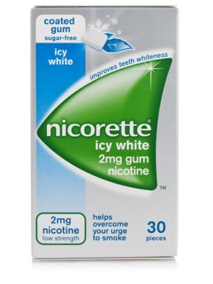 NICORETTE*30GOMME MAST 2MG MEN