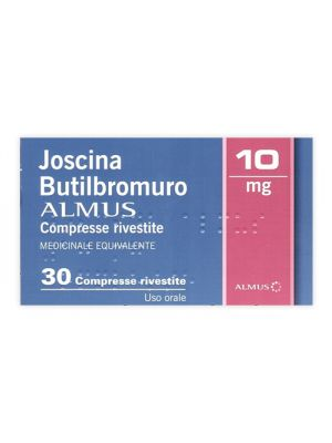JOSCINA BUTILBR*30CPR RIV 10MG