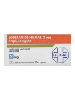 LOPERAMIDE HEX*15CPS 2MG
