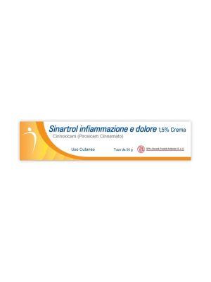 SINARTROL INF D*CREMA 50G 1,5%