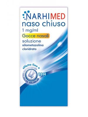 NARHIMED NASO CHIUSO*GTT RINOL