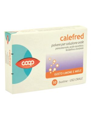 CALEFRED*10BUST 4G LIM MIELE